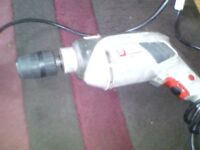 Hammer Drill 710W ,13 mm,used ,working.