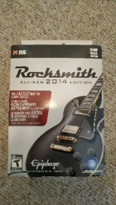 BRAND NEW Rocksmith by Ubisoft