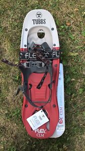 Tubbs Flex Series Snow Shoe NEVER USED