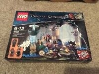Lego Pirates of the Carribean: Fountain of Youth New Sealed