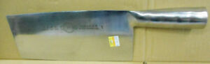 Stainless Steel Cleaver,
