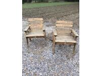 Garden furniture chairs. Free delivery