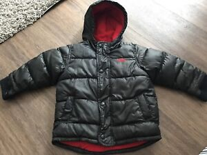 Toddler boys winter coat sz 3T