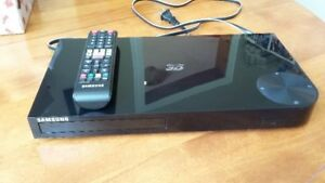 Samsung 3D Blu-Ray Player Model# BD-F5900