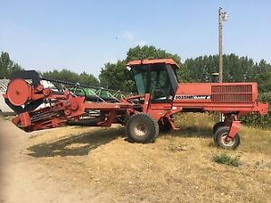 Self-Propelled Swather