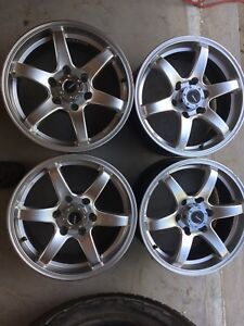 4 mags rssw 17 pouces 6x135 ford  f-150