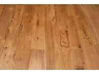 Natural Oak Engineered Wood Flooring from Wood & Beyond - 5m2, new and unopened