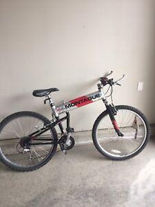 Montague Folding Mountain Bike
