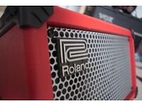 Roland Street Cube Amp (Red)