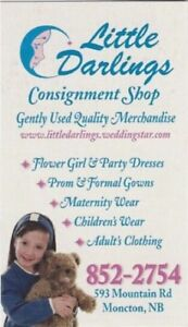 Little Darlings Brand Name Clothing for Everyone