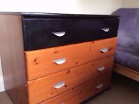 Stompa chest of 4 drawers