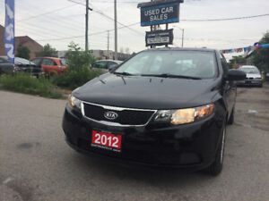 *VERY LOW KMS*2012 Kia Forte5 LX Plus HATCHBACK