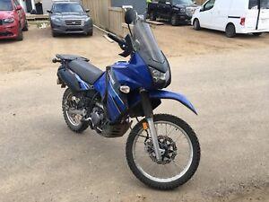 2009 KLR 650