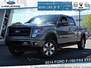 2014 Ford F-150 FX4**4X4*CRUISE*A/C* SIÈGES ÉLETRIQUES**