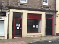 Retail unit available for rent