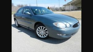 2007 Buick Allure CXS
