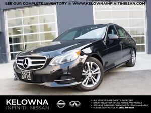 2014 Mercedes-Benz E-Class E250 BlueTEC w/Premium and Driving As