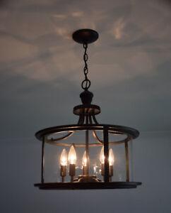 Luminaires style traditionnel 25$ à 50$ - plafonnier et suspendu