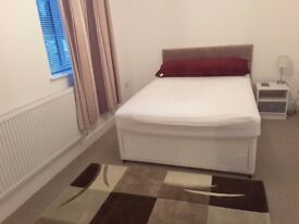 Double Room fully furnished in as modern build with parking