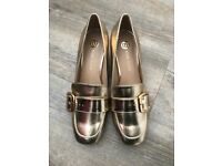 Brand new gold river island shoes size 6!!