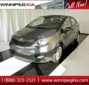 2013 Kia Rio LX+ *Always Owned In MB!*