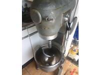 Hobart dough mixer 30qt