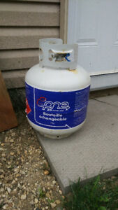 Propane Tank in Good Condition