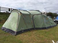 Vango Marista 700 Tent with carpet & foot print