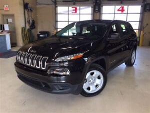 2014 Jeep Cherokee SPORT.GARANTIE PROLONGÉE 5 ANS OU 100 000 KM.