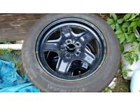 Vauxhall/opel wheels