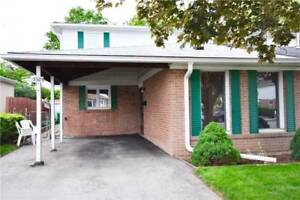 SEMI DETACHED HOUSE FOR RENT IN APPLEWOOD MISSISSAUGA..!!!