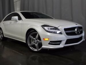 2014 Mercedes-Benz CLS-Class Base CLS 550 4dr All-wheel Drive 4M