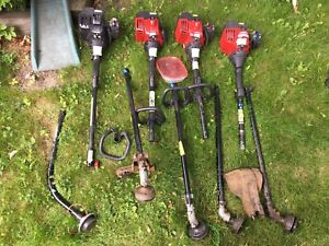 4 Gas Trimmers Must Go! *need work*