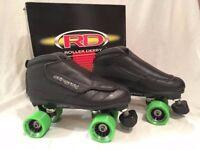 Stringray Roller Derby Skate UK Size 8 NEW