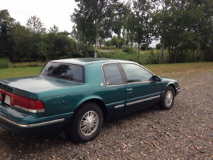 96 Mercury Cougar XR7