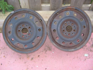 FORD 15 in. steels rim