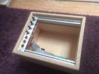 TipTop Audio BD808 + Doepfer Mini Case - 808 KICK DRUM!!!