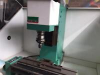 Denford cnc milling machine