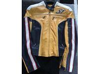 Women's Italian Leather Jacket