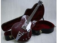 Mint! Gretsch Tennessean G6119-1962 Japan & Original Hard Case