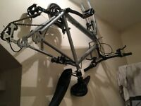 'Probike' silver frame only, with mud guard