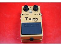Boss T Wah TW-1 Made In Japan £230