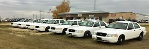 2009 Ford Crown Victoria Police Street Appearance w/3.27 Axle