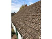 Roof tiles (approx 250) 30p each or make an offer