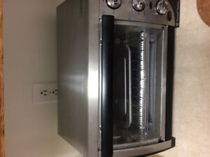new toaster convection oven never used