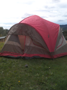 For sale Roots brand 8 man tent'