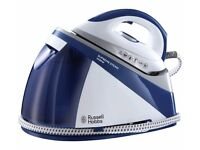 Supreme steam iron , 2400 w only used once