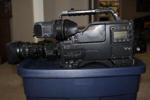 Sony BVW-D600 Betacam Camcorder
