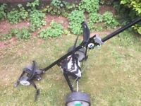 Hill billy electric golf trolley