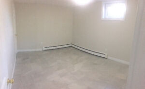 2 Bedroom Basement Apartment in South Rustico. Available Sept 1.